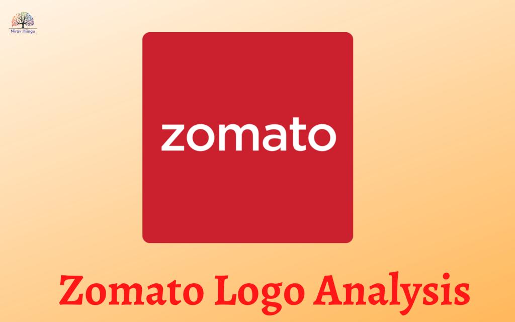 Zomato Logo Analysis